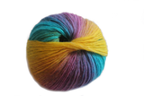 Bonita Yarns - Kaleidoscopic - Gumball Mix #24 - Bonita Patterns