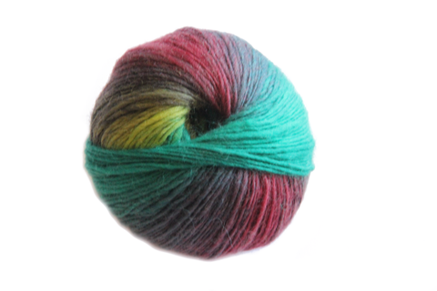 Bonita Yarns - Kaleidoscopic - Deep Sea Life #13 - Bonita Patterns