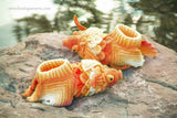 Crocodile Stitch Goldfish Boots (Adult Sizes) - Bonita Patterns