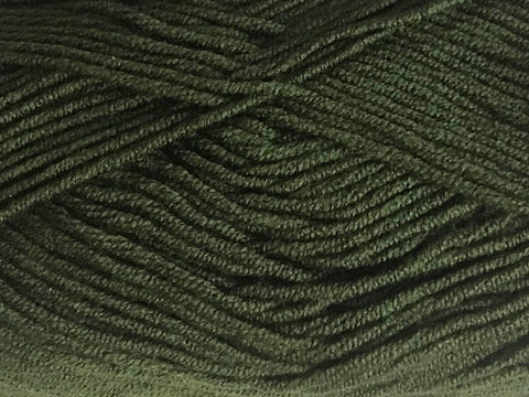 Bonita Yarns - Solids Fluffy Dream -  Dark Olive - Bonita Patterns