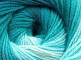 Bonita Yarns - Dream Baby - Turquoise Degrade - Bonita Patterns