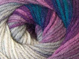 Bonita Yarns - Dream Baby - Wine Degrade - Bonita Patterns