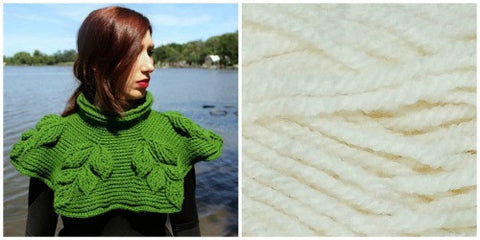 KIT VANILLA - Embossed Branches Cowl