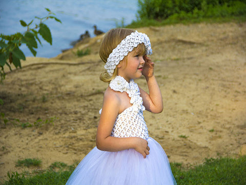 Crocodile Stitch Princess Dress - Bonita Patterns