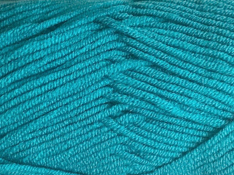 Solid Colorful Dream - Turquoise - Bonita Patterns