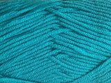 Bonita Yarns - Solids Fluffy Dream -  Turquoise - Bonita Patterns