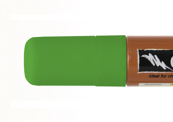 Image of the product Chalk Ink 15mm Astroturf Green Wet Wipe Marker