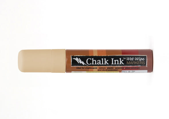 Image of the product 15mm Chalk Ink Grapefruit Wet Wipe Marker