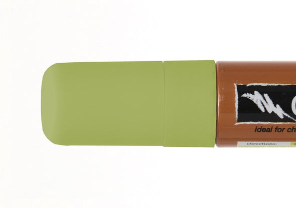 Image of the product 15mm Chalk Ink Green Tea Wet Wipe Marker
