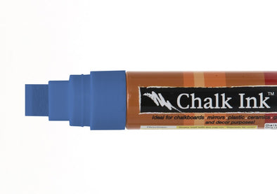 Image of the product 15mm Chalk Ink Grover Blue Wet Wipe Marker