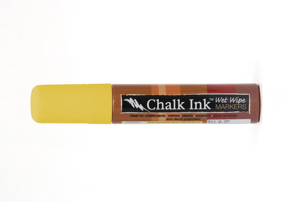 Image of the product 15mm Chalk Ink Honey Girl Wet Wipe Marker