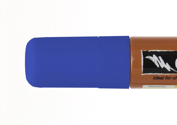 Image of the product 15mm Chalk Ink Pacific Blue Wet Wipe Marker