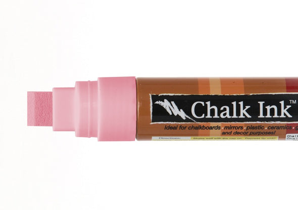 Image of the product 15mm Chalk Ink Piggy Bank Pink Wet Wipe Marker