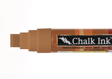 Image of the product 15mm Chalk Ink Texas Orange Wet Wipe Marker