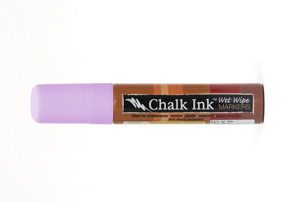 Image of the product 15mm Chalk Ink Velvet Fog Wet Wipe Marker