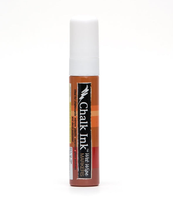 Image of the product 15mm Chalk Ink Chalk White Wet Wipe Marker