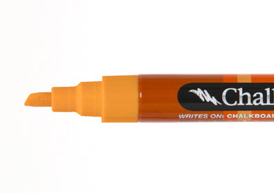 Image of the product 6mm Candy Corn Orange Wet Wipe