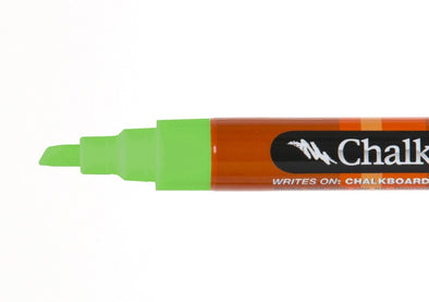 Image of the product 6mm Fluorescent Lightning Green Wet Wipe