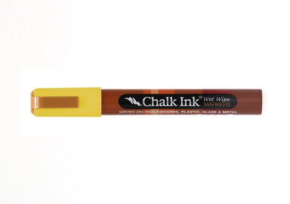 Chalk Ink® Honey Girl 6mm Chisel Tip Wet Wipe Marker