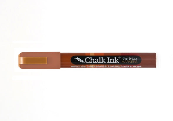 Chalk Ink® Spanish Tile 6mm Chisel Tip Wet Wipe Marker