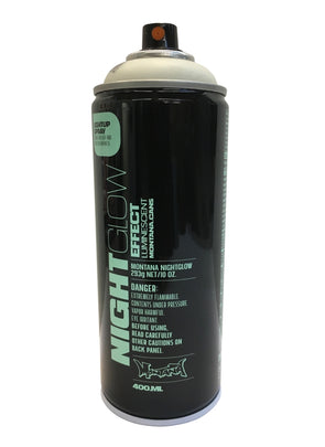 Montana Night Glow Effect Spray Paint