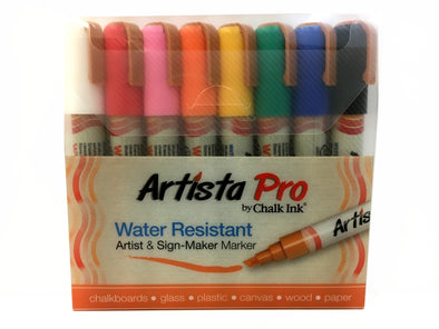 6mm Classic 8 Pack Artista Pro