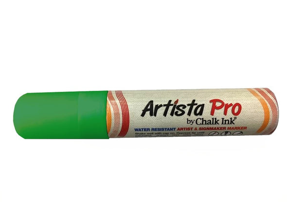 Image of the product Chalk Ink 15mm Astroturf Green Artista Pro formula marker