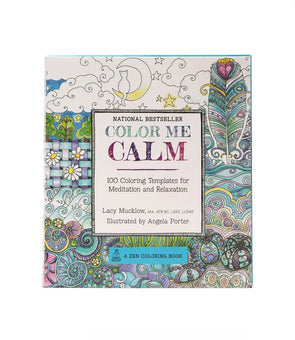 Image of the product Color Me Calm Coloring Book