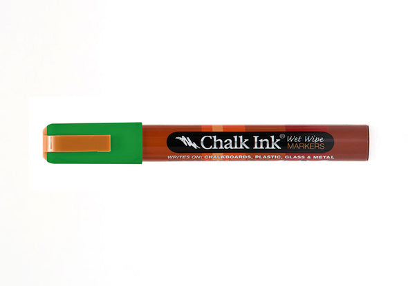 Image of the product Chalk Ink 6mm Astroturf Green Wet Wipe marker
