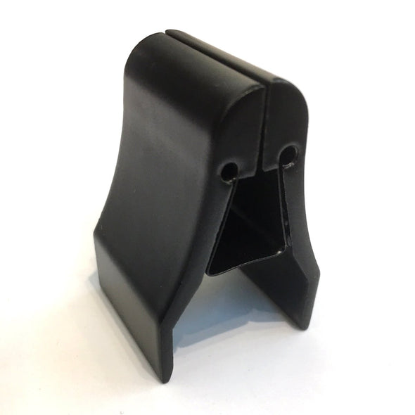 Mini Clip Sign Holder Black