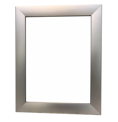 Easy Open Snap Frame Silver