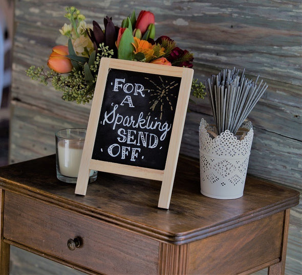 Kickstand Counter Top Chalkboard
