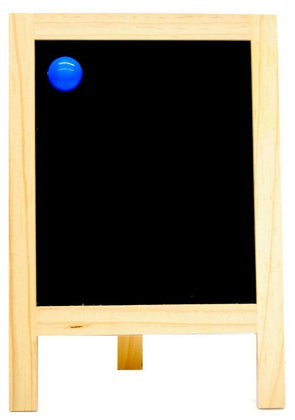 Image of the product Kickstand Counter Top Chalkboard
