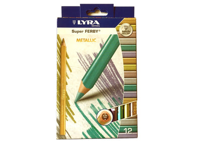 Image of the product Lyra Super Ferby Metallic Pencils