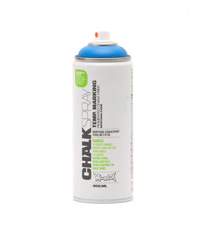 Image of the product Montana Chalk Spray Paint - Blue