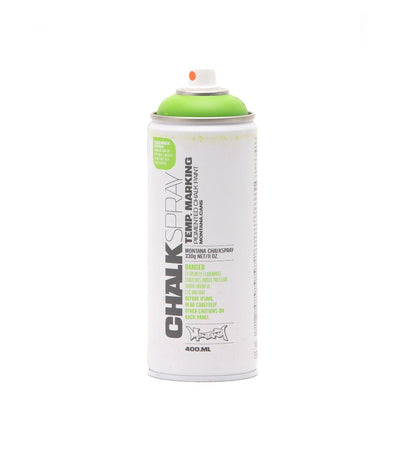 Image of the product Montana Chalk Spray Paint - Green