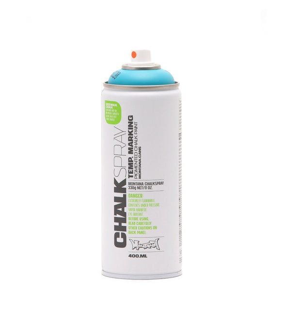Image of the product Montana Chalk Spray Paint - Turquoise