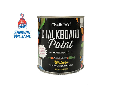 Chalk Ink® Chalkboard Paint (Quart)