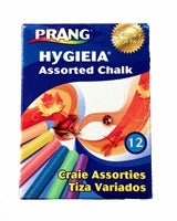 Image of the product Prang Hygieia Assorted Chalk
