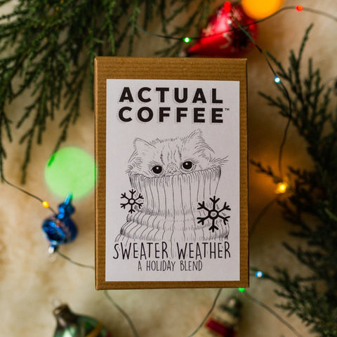 Sweater Weather Holiday Blend