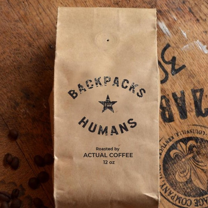 Backpacks for Humans Coffee