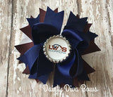 LVDS - Bottlecap Boutique Style Hair Bow