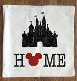 Disney HOME Throw Pillow Cover - 18x18