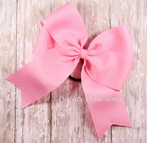 Double Loop Cheer Bow or Softball Bow
