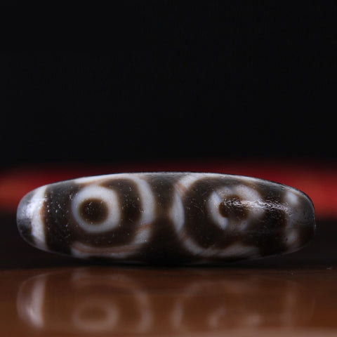 Seven Eyes Dzi Bead | MANTRAPIECE