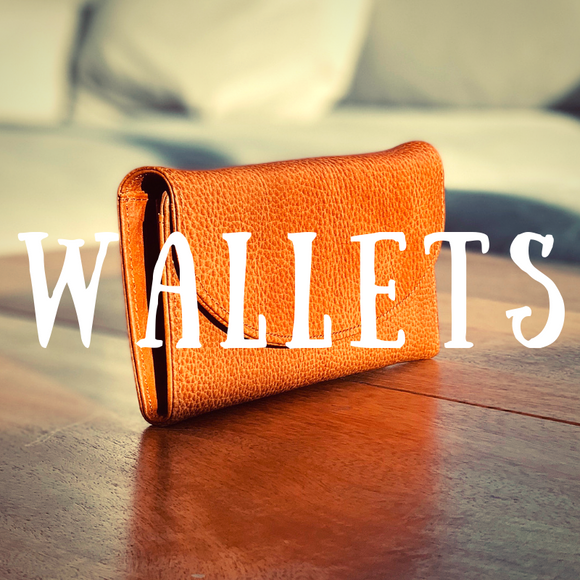 Our Collection Of Genuine Leather Classic & Modern Wallets For Men & Women