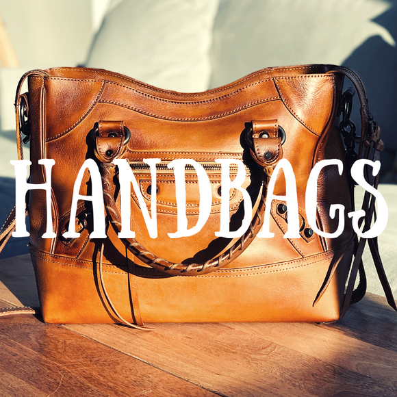 Our Collection of Vintage Women's Handbags In High-Quality Genuine Leather Made In Designer Styles