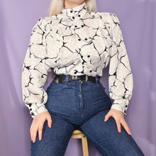 Load image into Gallery viewer, SALE ~ Vintage Y2k Ivory Mini Dress Size UK8