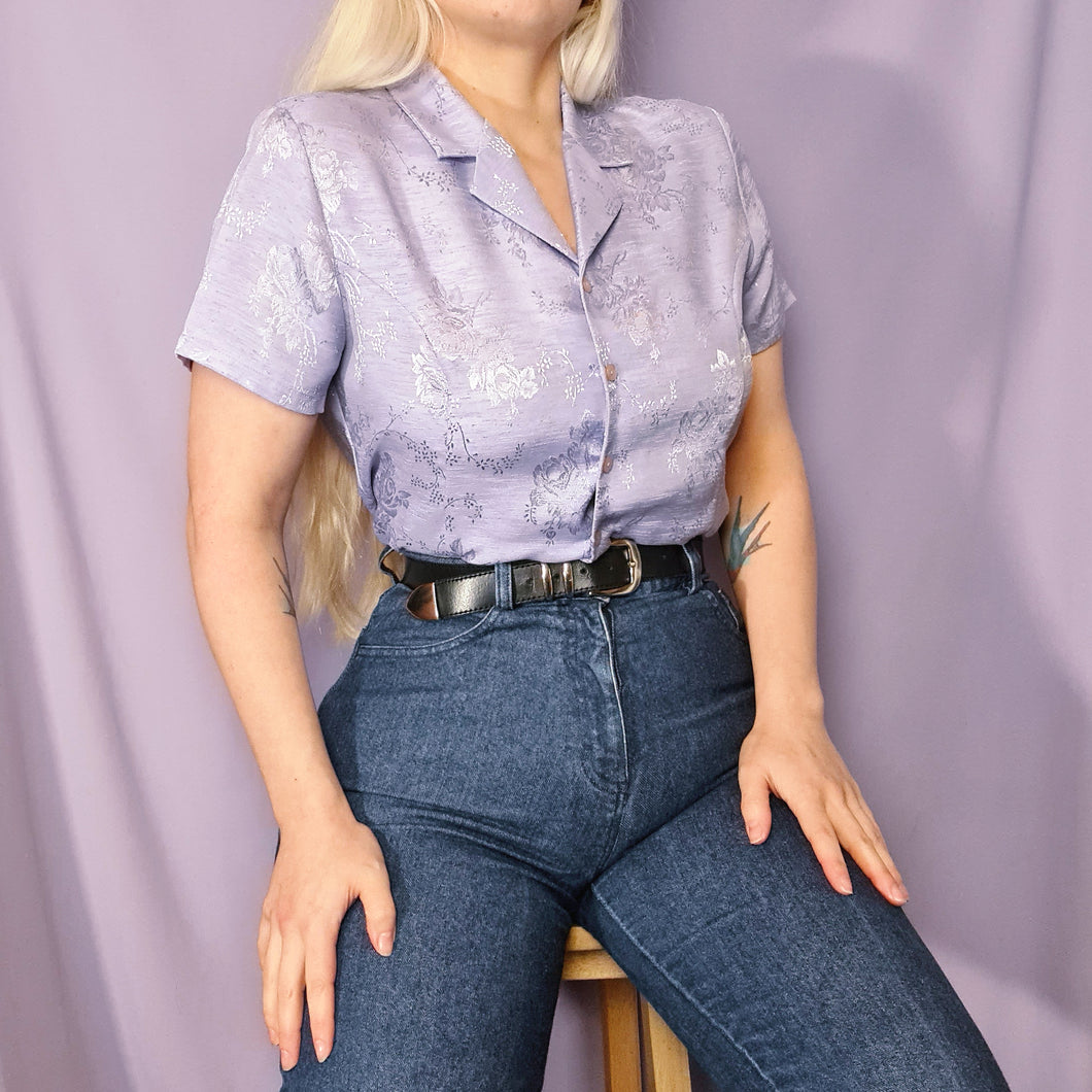 SALE ~ Vintage 90s Orange Boho Dress Size UK10