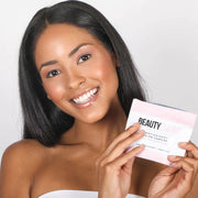 BEAUTY CHEWS 30-Day Anti-Aging Skin Glow Gummies